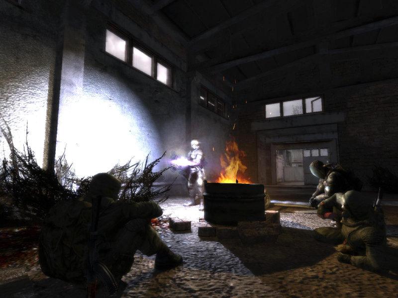 Çernobil PROPER HATRED STALKER Shadow